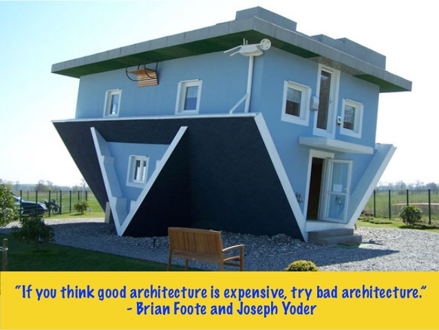 Bad Architecture